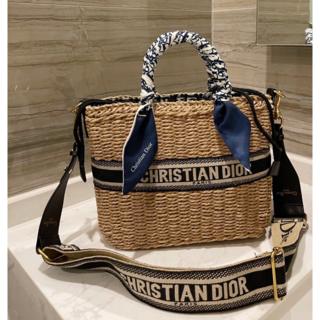 Christian Dior - クリスチャン ディオール バスケットカゴバッグ