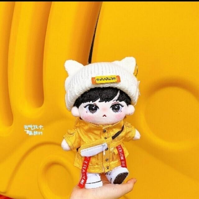 nct  wayv テン ぬいぐるみ ドール 人形 20cm エンタメ/ホビーのおもちゃ/ぬいぐるみ(ぬいぐるみ)の商品写真