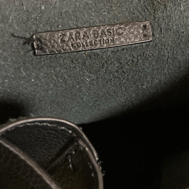 ZARA(ザラ)のZARA BASIC リュック レディースのバッグ(リュック/バックパック)の商品写真