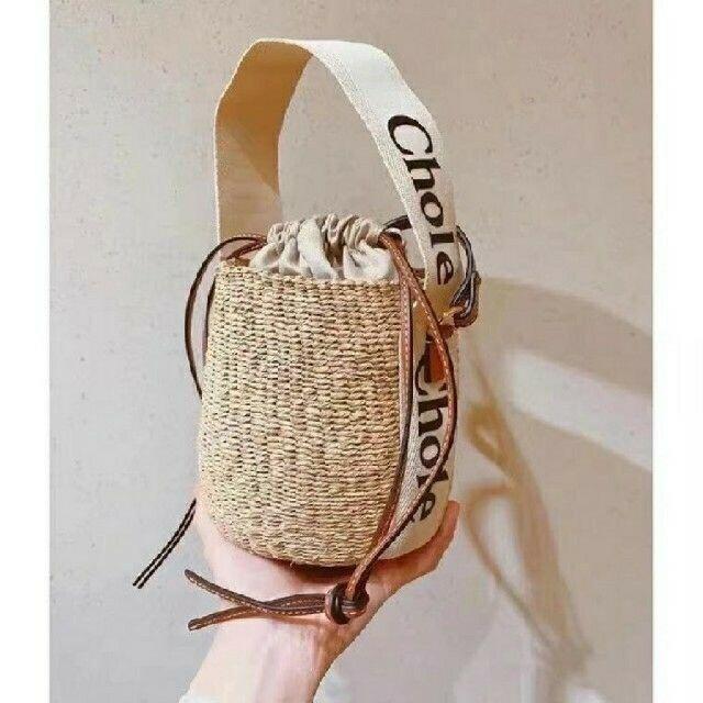 Chloe(クロエ)のChloe 竹かごバッグショルダーバッグ #1 レディースのファッション小物(手袋)の商品写真