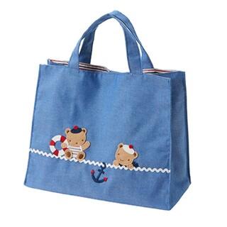 familiar - ファミリア トートバック 夏のファミリア商品企画特別限定品 有料プレゼント包装袋