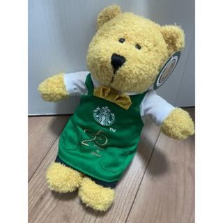 スターバックスコーヒー(Starbucks Coffee)の新品 ベアリスタ スタバ(ぬいぐるみ)