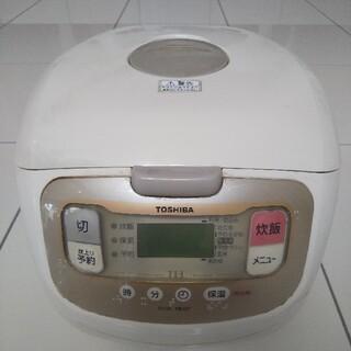 トウシバ(東芝)のTOSHIBA 10合炊き 1升炊き保温炊飯器(炊飯器)