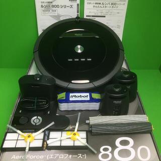 iRobot - ルンバ880   純正のXLifeバッテリー内蔵