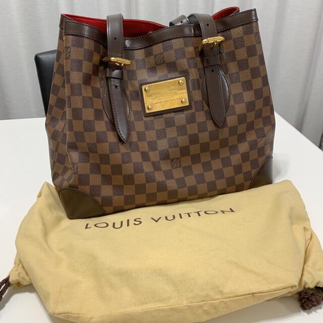 LOUIS VUITTON(ルイヴィトン)のルイヴィトン ハムステッドPM レディースのバッグ(トートバッグ)の商品写真