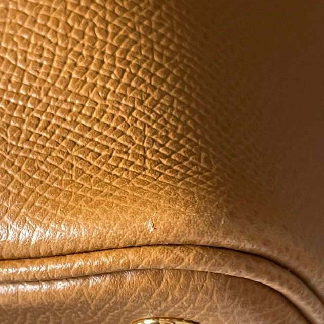 Hermes(エルメス)のエルメス ボリード27 ゴールド エプソン ゴールド金具 Y刻印 レディースのバッグ(ハンドバッグ)の商品写真