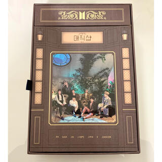 防弾少年団(BTS) - BTS 5TH MUSTER MAGIC SHOP Blu-ray