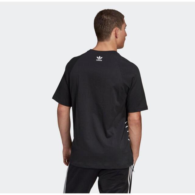 adidas(アディダス)のビッグ トレフォイル アウトライン Tシャツ メンズのトップス(Tシャツ/カットソー(半袖/袖なし))の商品写真
