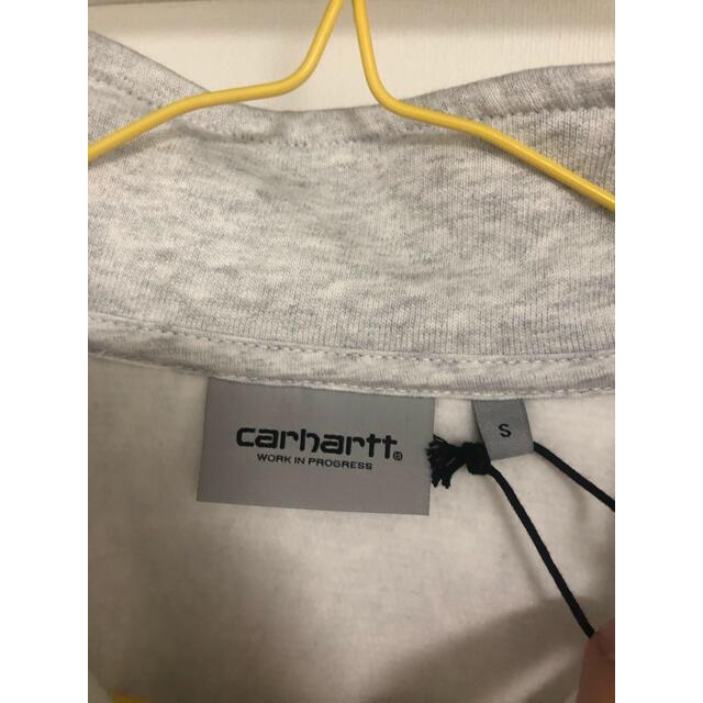 carhartt(カーハート)の新品 carhartt カーハート フリース ハーフジップ スウェット メンズのトップス(スウェット)の商品写真