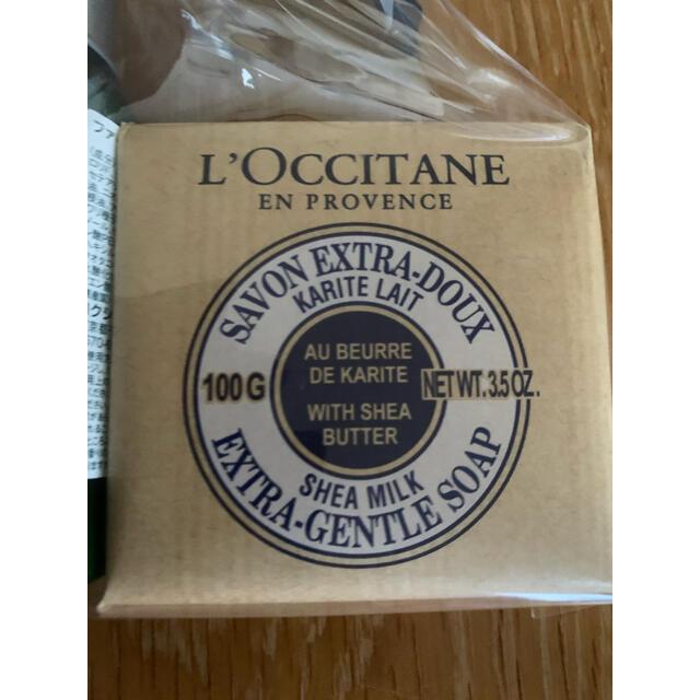 L'OCCITANE(ロクシタン)のロクシタンギフトシアバター&シャンプー&コンディショナー新品✩︎⡱ コスメ/美容のヘアケア/スタイリング(シャンプー/コンディショナーセット)の商品写真
