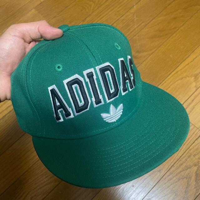 adidas(アディダス)のadidas  キャップ メンズの帽子(キャップ)の商品写真