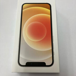 iPhone - iPhone 12 mini 64GB ホワイト simロック解除済