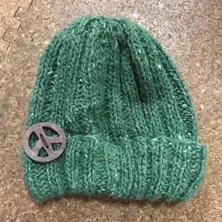 ゴーヘンプ(GO HEMP)のGOHEMP ゴーヘンプ ビーニー ニット帽(ニット帽/ビーニー)