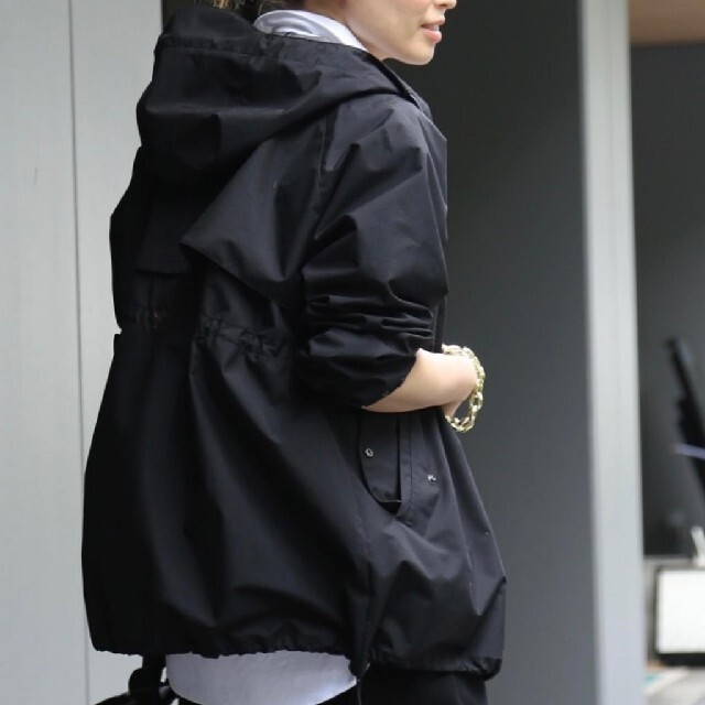 DEUXIEME CLASSE(ドゥーズィエムクラス)の新品■CALUX / キャラクス■ブルゾン■ブラック■ドゥーズィエムクラス レディースのジャケット/アウター(ブルゾン)の商品写真