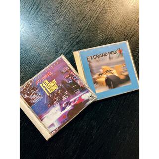 F1 CD Tスクエア 川井ちゃんサイン 2枚セット(モータースポーツ)