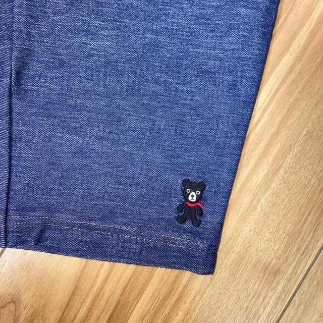 DOUBLE.B(ダブルビー)の値下げ ダブルB ハーフパンツ 100 キッズ/ベビー/マタニティのキッズ服男の子用(90cm~)(パンツ/スパッツ)の商品写真