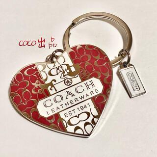 COACH - 新品 COACH コーチ キーホルダー キーリング バッグチャーム キーチェーン