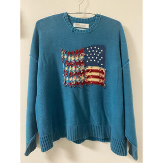 kolor - DAIRIKU ダイリク INSIDE OUT AMERICA KNIT
