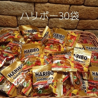 コストコ(コストコ)のコストコ☆ハリボーグミ10g×30袋入り(菓子/デザート)