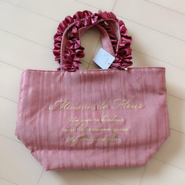 Maison de FLEUR(メゾンドフルール)のメゾンドフルール 新品 ハンドバッグ レディースのバッグ(ハンドバッグ)の商品写真