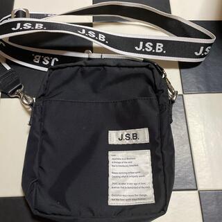 三代目 J Soul Brothers - JSBショルダーポーチ