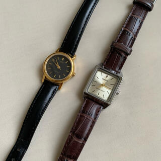 CASIO - CASIO/レディース腕時計 2本セット