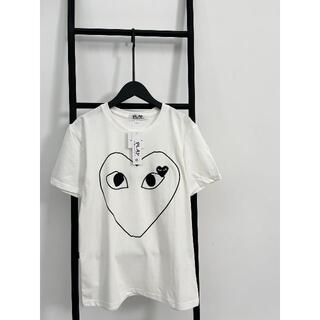 COMME des GARCONS - レア コムデギャルソン PLAY Tシャツ commedegarcons