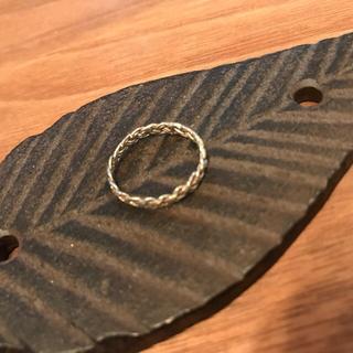 カオル(KAORU)のKAORU  BRAID ブレイドリング(リング(指輪))