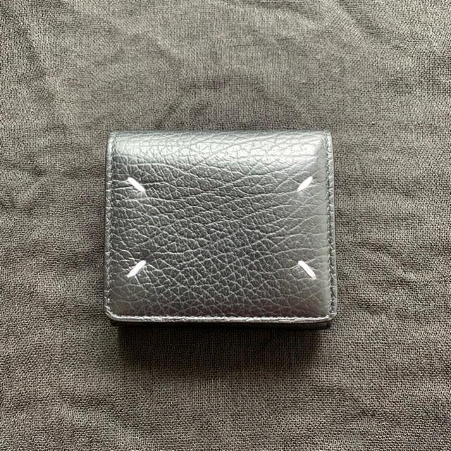 Maison Martin Margiela(マルタンマルジェラ)のmaison margiela 三つ折りwallet レディースのファッション小物(財布)の商品写真