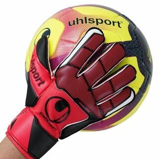 ウールシュポルト(uhlsport)の新品/送料無料/サッカー/フットサル/キーパー手袋/キーパーグローブ/ゴール(ウェア)