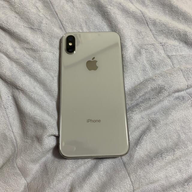 Apple(アップル)のiPhone x  ジャンク品 スマホ/家電/カメラのスマートフォン/携帯電話(スマートフォン本体)の商品写真