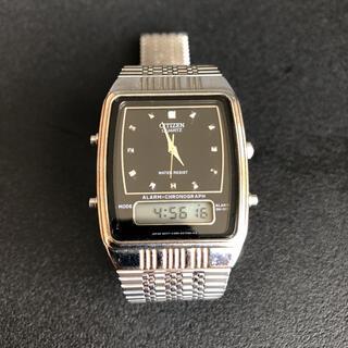 シチズン(CITIZEN)のシチズン デジアナ 稼働中(腕時計(デジタル))