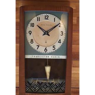 SEIKO - 古いトランジスタ掛時計 セイコー・ソノーラ SEIKO 柱時計 レトロ