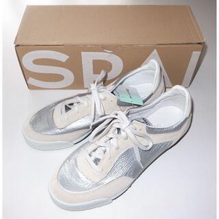 コムデギャルソン× spalwart white スニーカー 42(スニーカー)