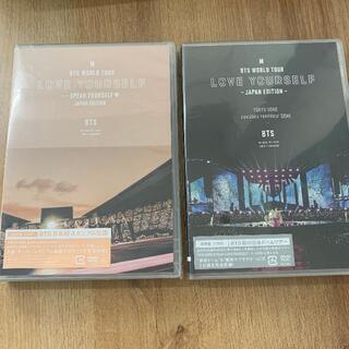 BTS/'SPEAK YOURSELF'+'LOVE YOURSELF' DVD