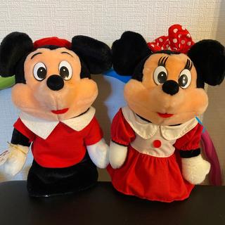 ディズニー(Disney)のミッキー ミニー 2個セット ゴルフ ヘッドカバー おまけ付き ボール(クラブ)