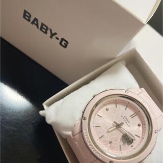 ベビージー(Baby-G)のBaby-G(腕時計(アナログ))