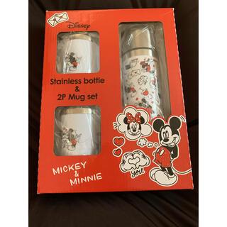 Disney - ディズニー ステンレスボトル マグ セット ミッキー ミニー