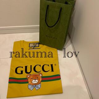 グッチ(Gucci)のGUCCI グッチ カイコレクション KAI  EXO エクソ コラボ 限定(Tシャツ(半袖/袖なし))