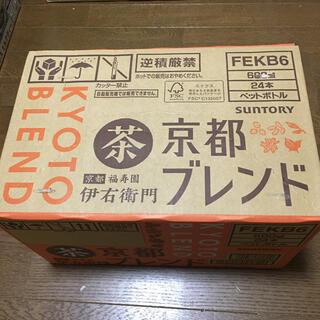 伊右衛門 京都ブレンド600ml 24本(茶)