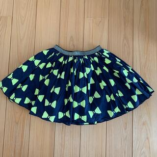 Pastel パニエ付きミニスカート 120