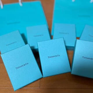 Tiffany & Co. - ティファニー箱、袋のみ