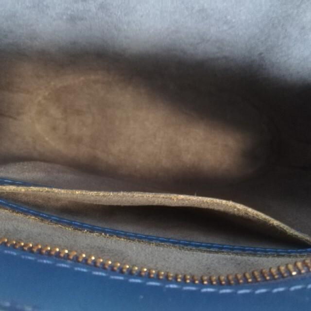 LOUIS VUITTON(ルイヴィトン)のLOUIS VUITTON エピ サンジャック ブルー レディースのバッグ(ハンドバッグ)の商品写真