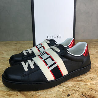 グッチ(Gucci)のGUCCI グッチスニーカー 6.5(スニーカー)