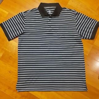 シマムラ(しまむら)のメンズ 半袖 シャツ 3L (ポロシャツ)