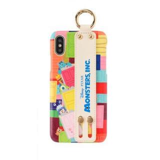 ディズニー(Disney)のiPhonexs モンスターズインク スマホケース(iPhoneケース)