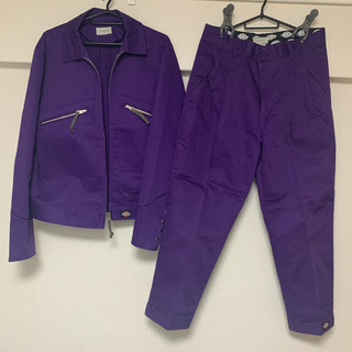 JOHN LAWRENCE SULLIVAN - bed j.w. ford × dickies 20aw セットアップ