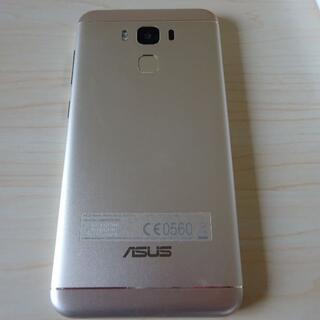ASUS - ZenFone 3 Max ZC553KL simフリー ゴールド ジャンク