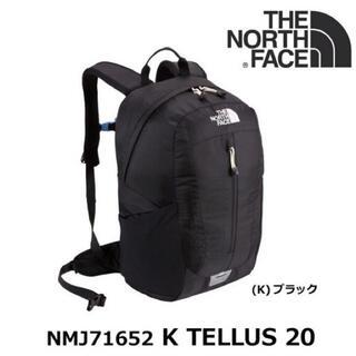 ザノースフェイス(THE NORTH FACE)のノースフェイス テルス20 ブラック新品未使用 デイパック リュック(リュックサック)