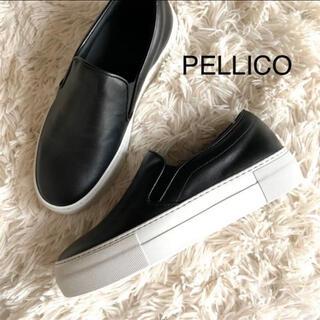 PELLICO - PELLICO SUNNY ペリーコ * カーフスリッポン 35